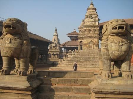 Temples Bakhtapur