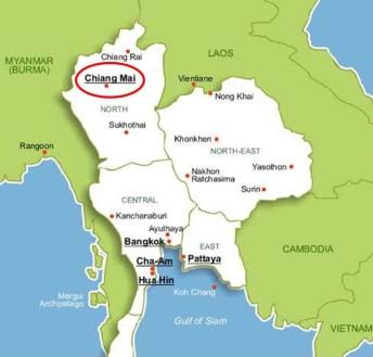 C Mai Map