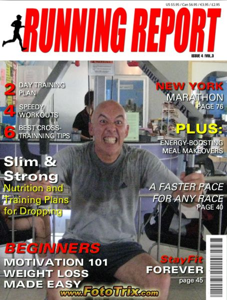 Runners Report