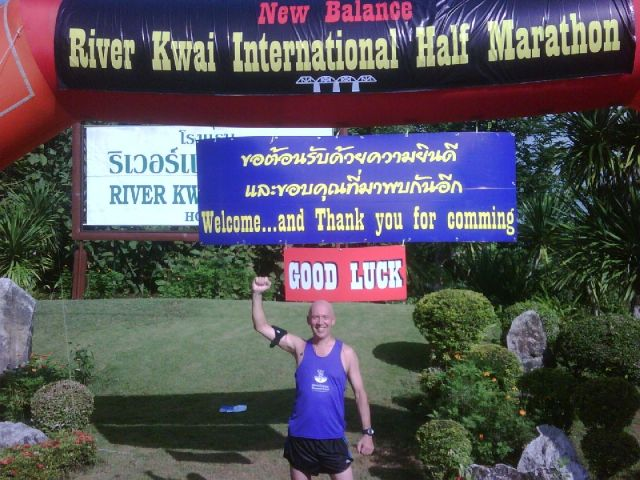 23 River Kwai Half Marathon