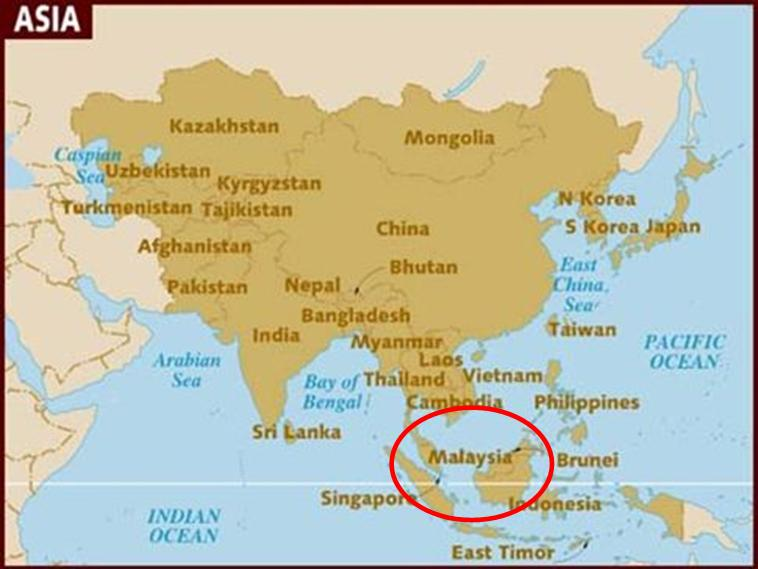 Where is malaysia on a world map map china thailand malaysia vietnam taman negara national park the daily explorer gumiabroncs Choice Image